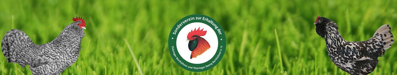 Sonderverein zur Erhaltung der Thüringer Barthühner und Thüringer Zwerg Barthühner e.V.