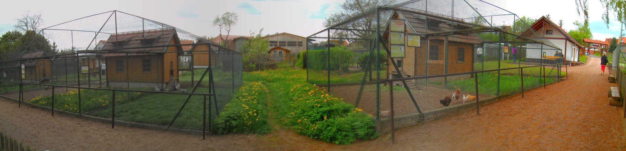 Panorama vom Geflügelpark