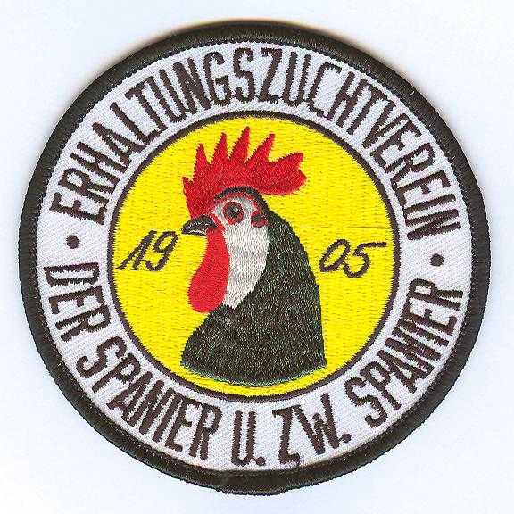 Erhaltungszuchtverein der Spanier- und Zwergspanier gegr.1905